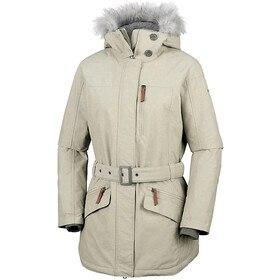 Columbia Carson Pass II Thermische Jas Dames, flint grey